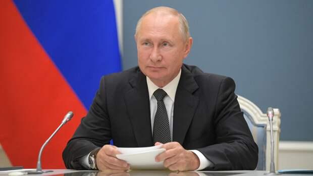 Путин назначил вице-адмирала Липилина новым начальником штаба Балтфлота