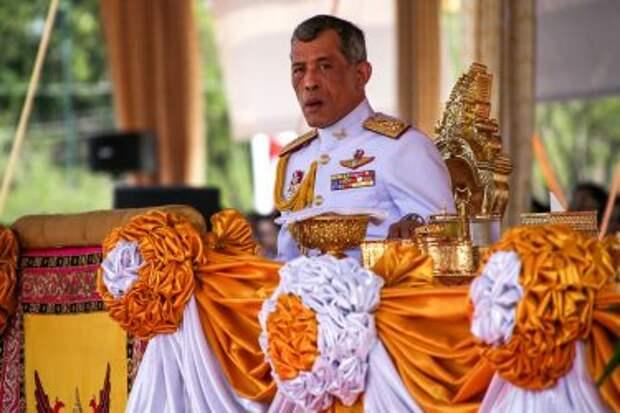 Маха Вачиралонгкорн (Maha Vajiralongkorn), король Таиланда Рама X
