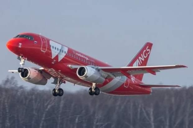 В России вырастет число пользователей Sukhoi Superjet 100