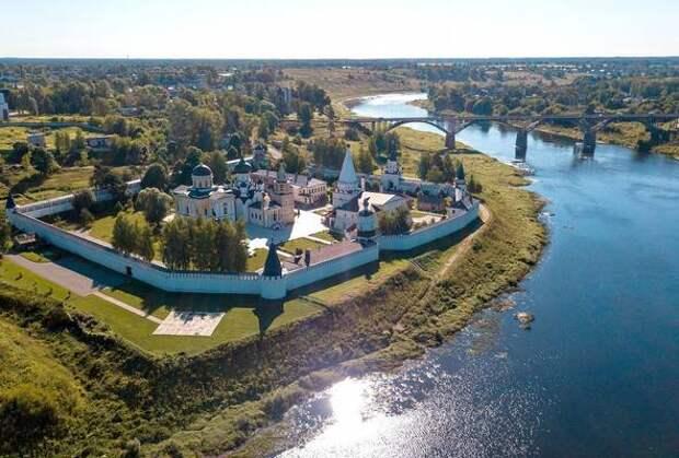 Тверская область вошла в ТОП-15 самых популярных регионов России на лето