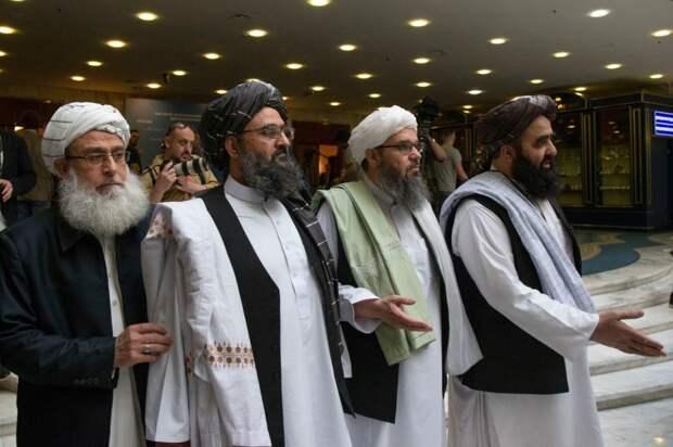 Афганистан снова в центре Большой игры