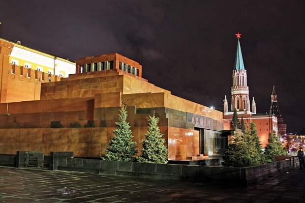 Опять началась возня вокруг мавзолея Ленина (к чему бы это)?