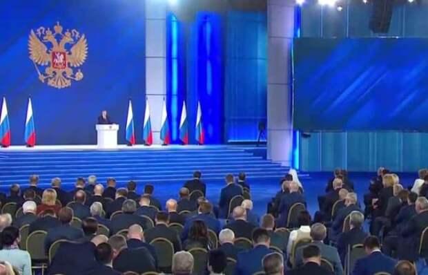 Путин: Пора запускать Северный широтный ход