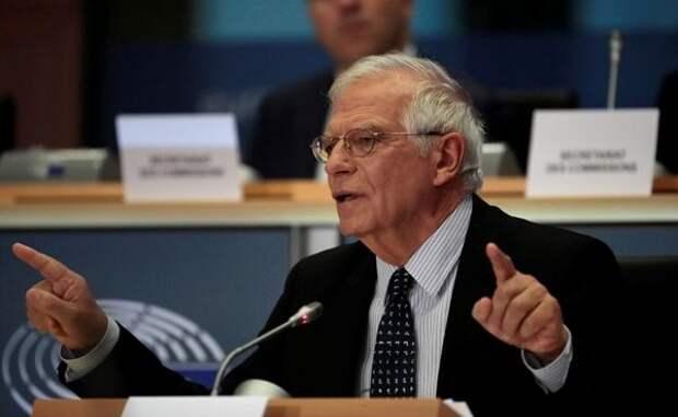 Боррель: Евросоюз хочет сотрудничать сРоссией