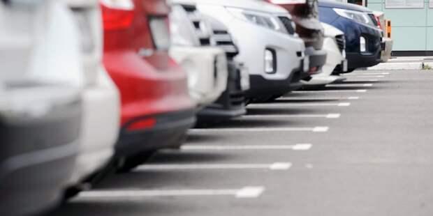 Незаконное парковочное ограждение у дома на улице Исаковского ликвидировано — управа