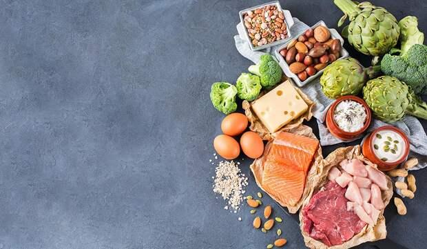 Высокобелковые продукты —в какой еде содержится много белка?
