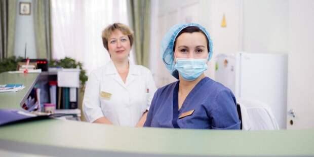 Первый заболевший коронавирусом выписан из больницы в Москве/mos.ru