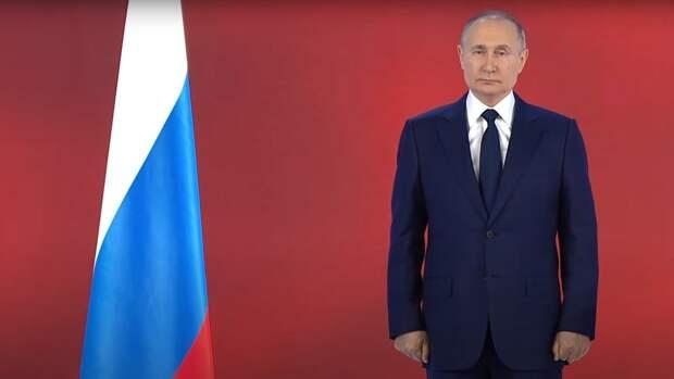 Путин рассказал о темпах перевооружения российской армии