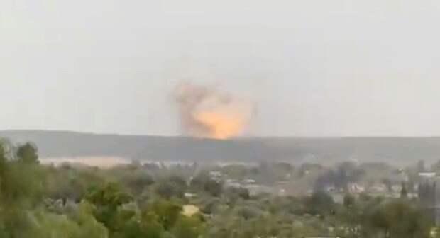 Иран «празднует» мощный взрыв на ракетном заводе в Израиле