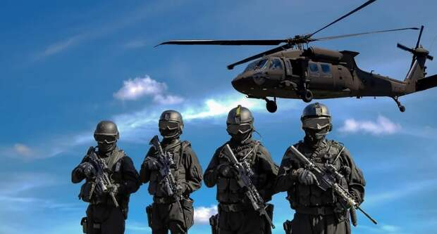 В Белоруссии сообщили о задержании 32 бойцов иностранной частной военной компании