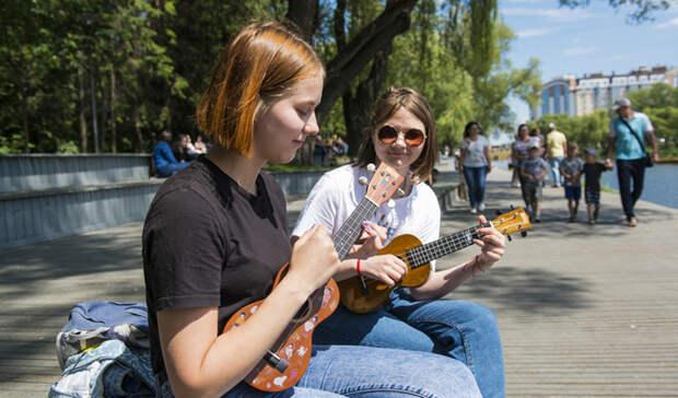 Белгородский музыкальный проект «Везёлка Live» станет круглогодичным
