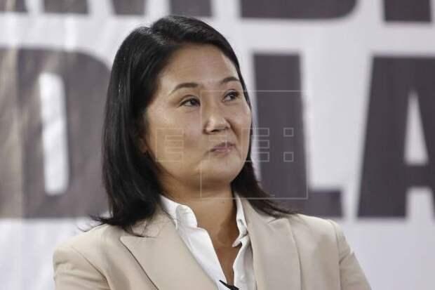 PERÚ ELECCIONES - Las claves de los 200.000 votos que Keiko Fujimori quiere anular en Perú