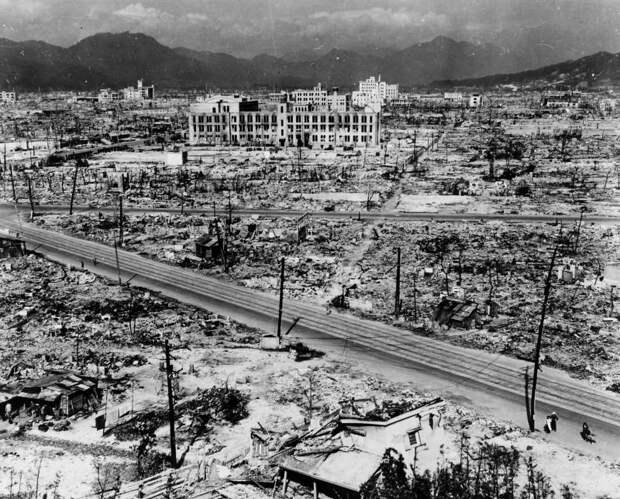 Последствия глобальной ядерной войны