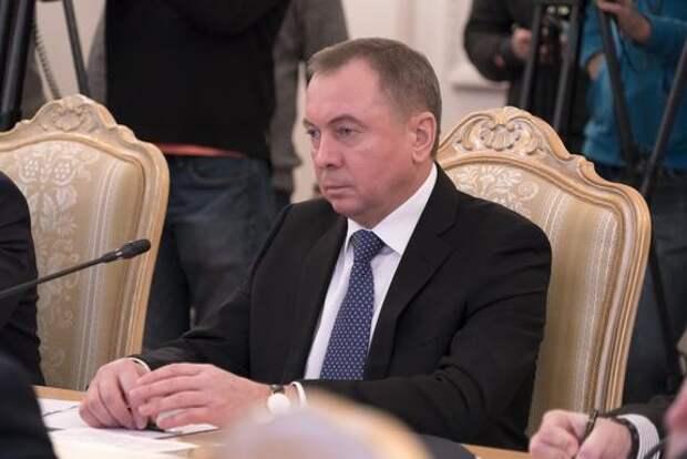 Глава МИД Белоруссии сообщил о подготовке провокаций «отдельными российскими олигархами»