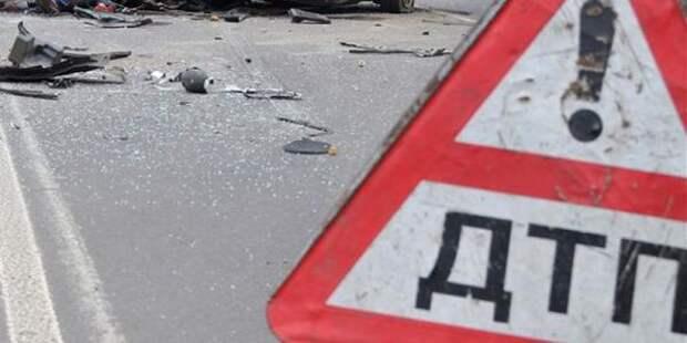 Видео массовой аварии в Астрахани появилось в Сети