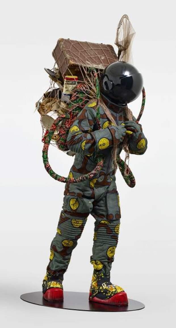 Беженец-Астронавт, 2015 год. \ Фото: in.pinterest.com.