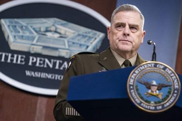 Американский генерал призвал не допустить войну с Россией и КНР