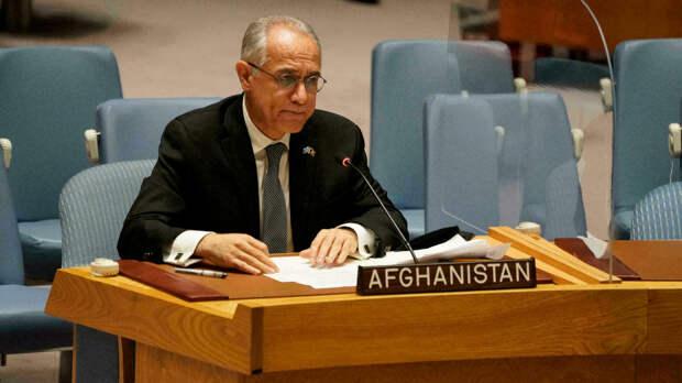 Представители Афганистана не выступят на Генассамблее ООН