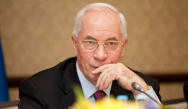 Азаров рассказал о новом украинском законопроекте о тербатах