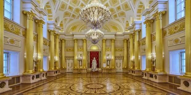 В Москве музеи выступили с инициативой создать у себя COVID-free зоны со следующей недели. Фото: М. Денисов mos.ru