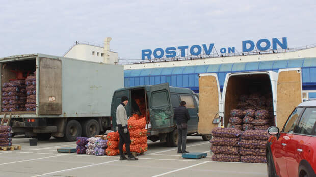 Торговцам саксайских рынков объявили цену аренды наярмарке ваэропорту Ростова