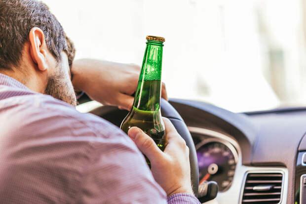 СМИ изучили статистику ДТП с участием пьяных водителей