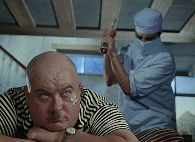 Как снимались знаменитые сцены в «Кавказской пленнице»