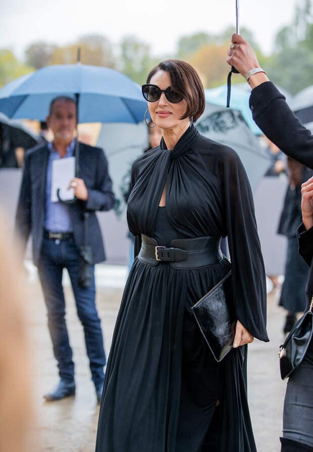 Шикарная Моника Беллуччи: лучшие образы и наряды итальянской кинодивы