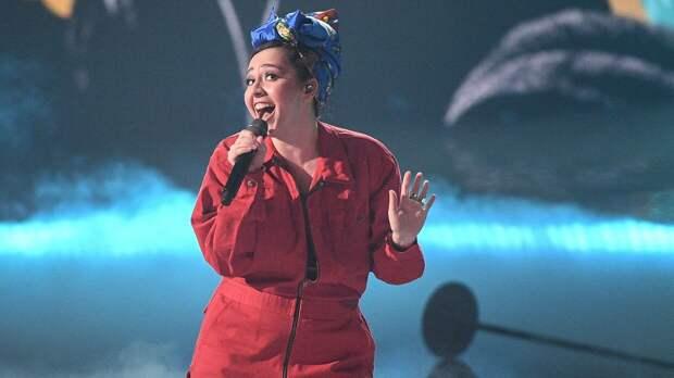 Зрители Евровидения увидели финальное выступление Манижи