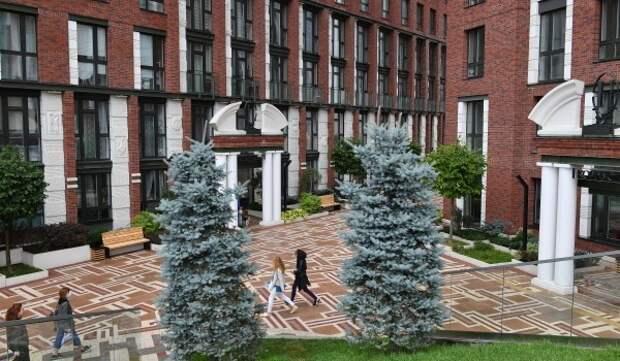 В ЖК «Люблинский парк» введен в эксплуатацию дом на 312 квартир
