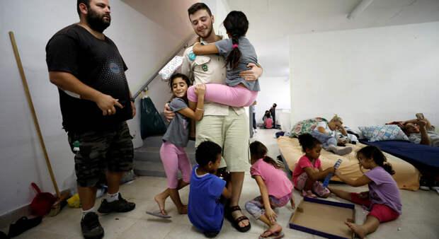 Как уберечь детей от стресса во время ракетных обстрелов