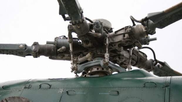 В Краснодарском крае потерпел крушение сельскохозяйственный вертолет