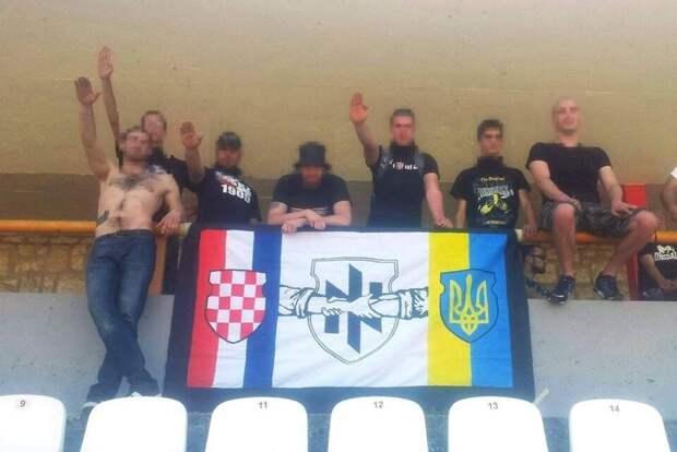 Украинский лозунг провоцирует неонацистский «интернационал» Европы?