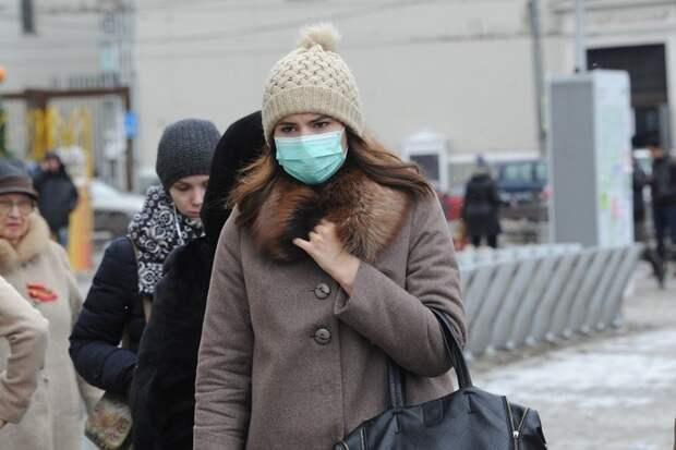 В России зафиксированы антирекорды по суточной смертности и заболеваемости COVID-19