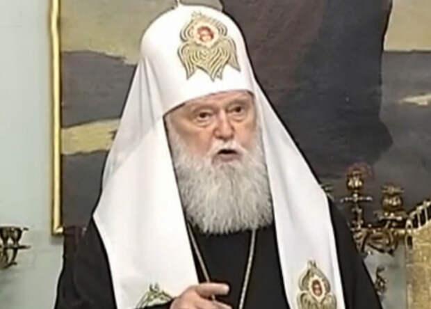 Патриарх украинской церкви: Грешно уклоняться от мобилизации