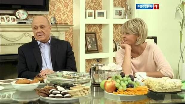 Юлия Меньшова рассказала о последнем разговоре с папой