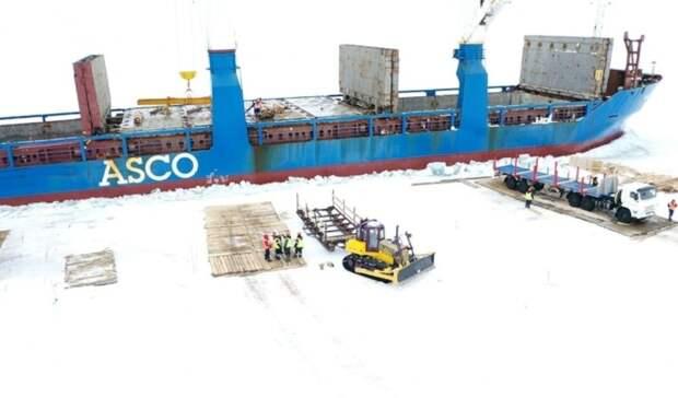 Нефтеналивной терминал для «Восток Ойл» начала строить «Роснефть» наТаймыре