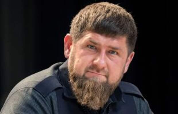 «Плевать я хотел». Кадыров восхитился словами Путина