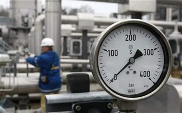 Цена газа на фьючерсном рынке Европы