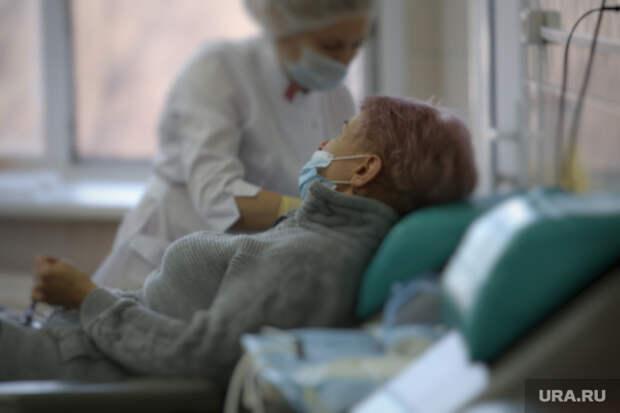 Врач: накакие смертельные болезни указывает кровь износа