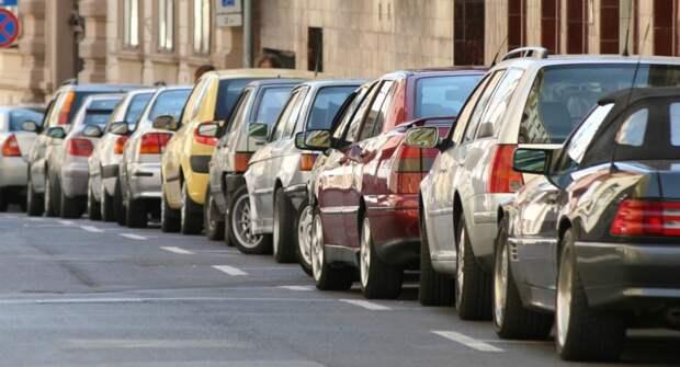 В России должен появиться первый сервис по поиску парковки iParkU
