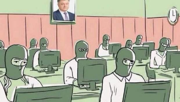 Facebook забанил сеть украинских ботов, которая работала наПорошенко