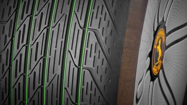 Производитель Continental разработал концепт автомобильных шин из одуванчиков и пепла рисовой шелухи