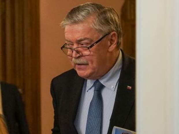 Путин назначил Евгения Лукьянова на должность посла в Белоруссии