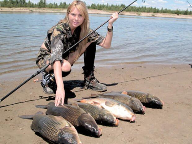 Охота и рыбалка глазами жены