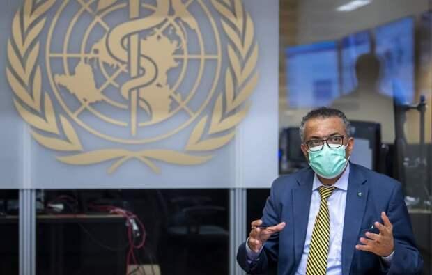 Пандемия COVID-19 еще далеко не закончена, но у нас есть много поводов для оптимизма - глава ВОЗ.