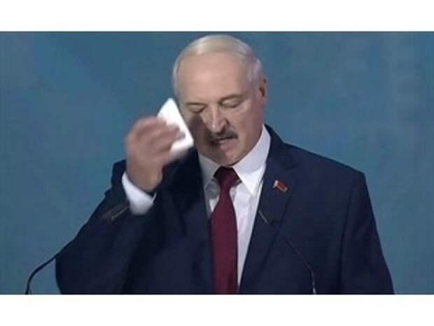 Акела промахнулся — о последней речи президента Лукашенко