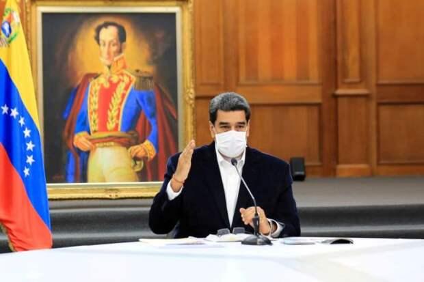 Мадуро сообщил о поставке в Венесуэлу новой партии вакцины «Спутник V»