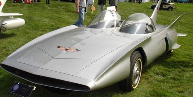 1. Fireberd III авто, автомобили будущего, уникальные автомобили