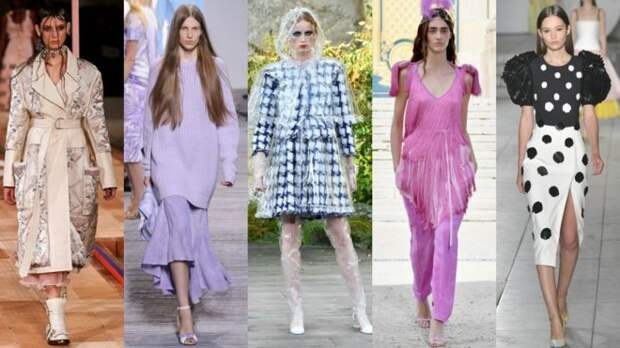 Шесть модных трендов 2016 года